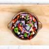 減量中における食事の質