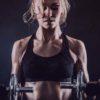 筋トレで体形を改善する