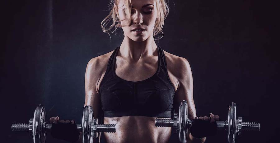 Atlas Online Fitness 筋トレで体形改善